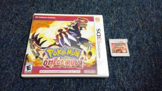 Pokemon Omega Ruby Completo Para Nintendo 3ds