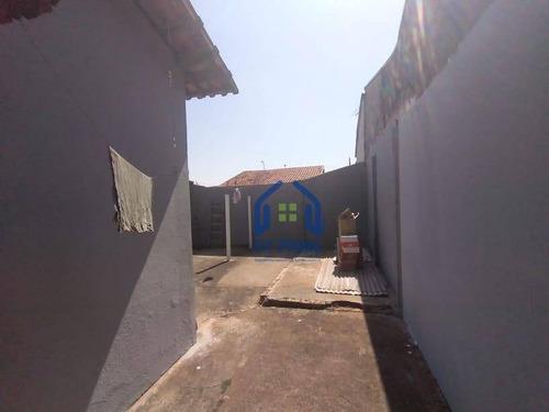 Casa Com 3 Dormitórios À Venda, 120 M² Por R$ 180.000,00 - Jardim Antunes - São José Do Rio Preto/sp - Ca2425