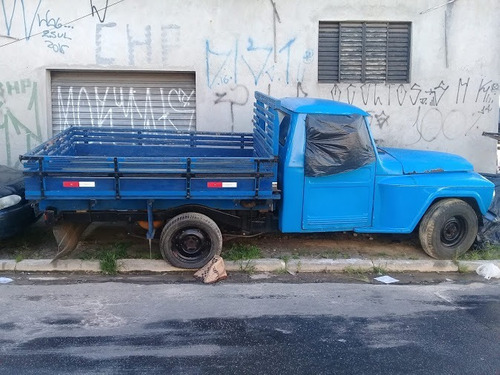 Ford Caminhonete F75
