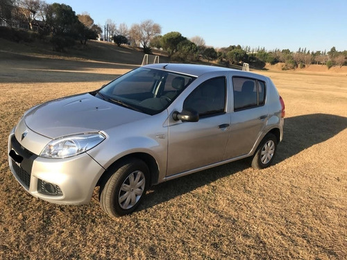 Renault Sandero Bluetooth, Freno Abs, Air, Bags Delantero
