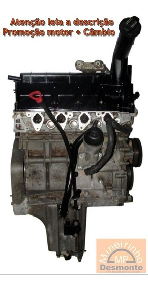 Motor Parcial - Mercedes Classe A 160 - Garantia+nf-e