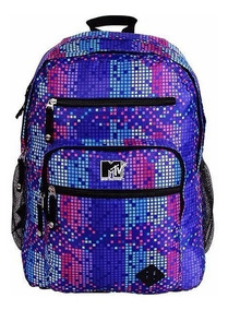 Mochila Mtv Colors Party G 48768 Colorida