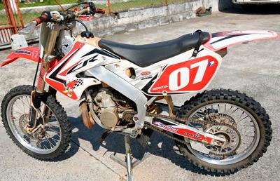 Cr 250 Moto Forte. 56 Cv