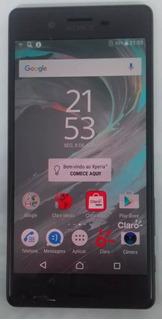 Sony Xperia X F5121 Cinza Original Semi Novo