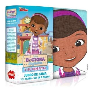 Juego Sabanas Infantil Piñata 1 1/2 Plaza Simones Frozen