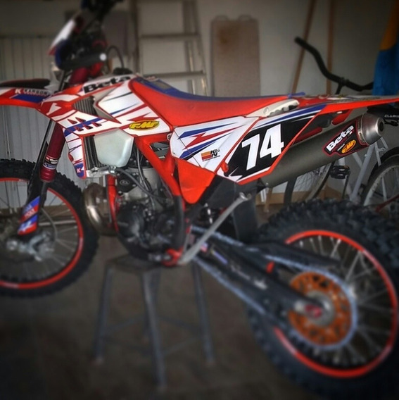 Beta Rr 2t Racing 300 Motor Con 10 Hs Completo