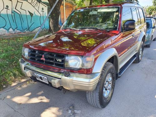 Mitsubishi Montero 1997 3.5 Semi High V6 At