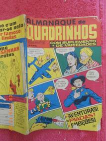 Almanaque De Quadrinhos Roval De 1970 Hur & Jhony Concho