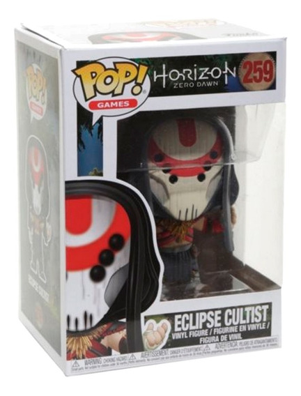 Figura Coleccionable Funko Pop Horizon Zero Eclipse Cultist