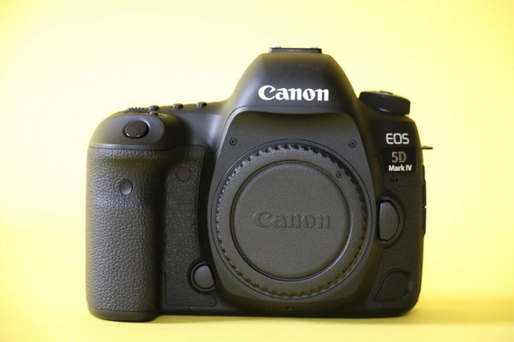 Canon Eos 5d Mark Iv - Is Ii Usm Dslr 4k Uhd 30,4 Mpx
