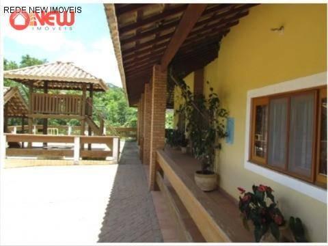 Sítio Com 6 Dormitórios À Venda, 300 M² Por R$ 1.629.000,00 - Centro - Nazaré Paulista/sp - Si0003