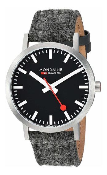 Mondaine Sbb - Reloj De Cuarzo Suizo Para Hombre (acero I