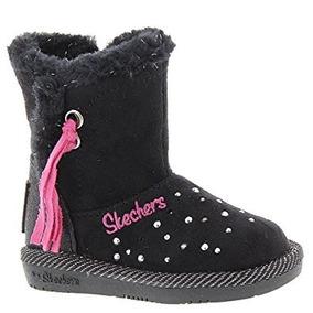 fd46203742d Bota Infantil Pisca Skechers Twinkle Toes Glam Slam Original
