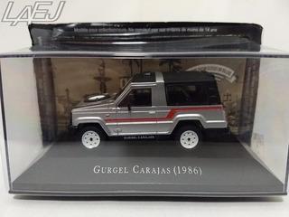 Gurgel Carajas (1986) - Carros Inesqueciveis Do Brasil