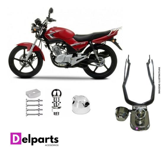 Engate Fixo Reboque Rabicho Moto Yamaha Ybr 125 0 F Oferta