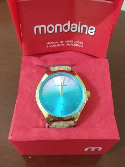 Relógio Mondaine Feminino 76641lpmvdh1