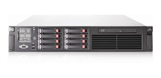 Servidor Hp Proliant Dl380 G7 2 Xeon Quad 2hd Sas 300gb