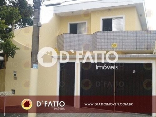 Sobrado Com 3 Dormitórios À Venda, 180 M² Por R$ 530.000,00 - Vila São João - Guarulhos/sp - So0401