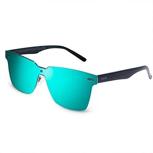 fae71e1d9b Gafas De Sol Sin Montura Ogaisr Wayfarer Para Hombres /... - $ 30.990 en Mercado  Libre