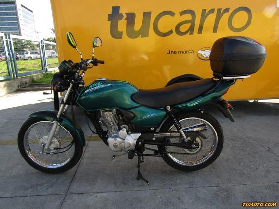 Honda Cg 125 Kse Titan