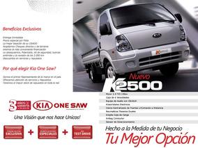 Kia K2500 - El Mejor Precio Garantizado