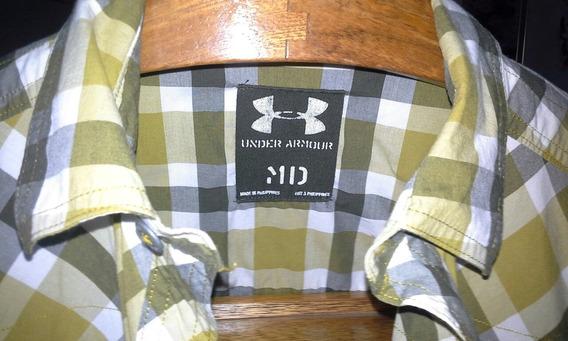 Camisa Caballero Marca: Uxder Armour. Talla S.