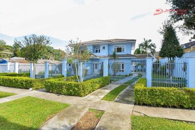 Casa Com 3 Dormitórios À Venda, 422 M² Por R$ 2.500.000 - Alto Boqueirão - Curitiba/pr - Ca0196
