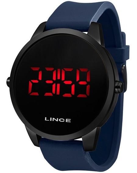 Relógio Lince Unisex Led Mdp4595l Pxdx