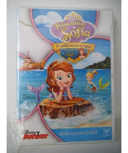 Princesita Sofia Un Palacio En El Agua   Dvd