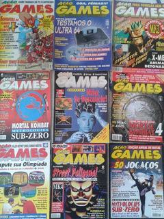 Revista Ação Games 18 Unidades