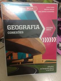 Livro Geografia Ensino Médio Box