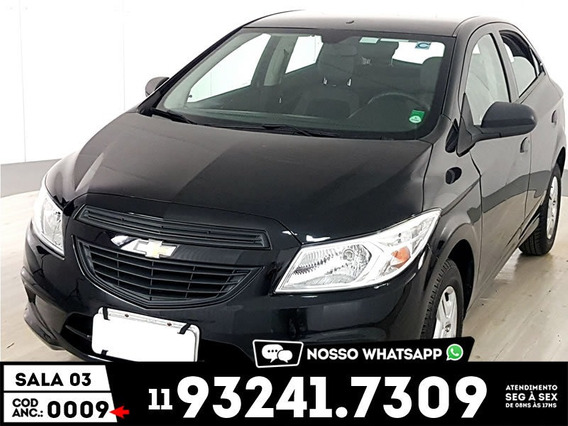 Chevrolet Onix 1.0 Mpfi Ls 8v Flex 4p Manual 2016/2016