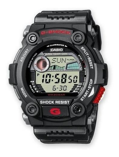 Relógio Casio G Shock G7900-1adr Nf. Leia O Anúncio Original