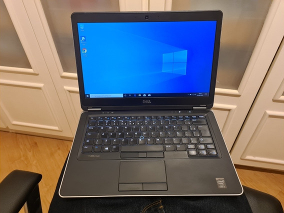 Notebook Dell Latitude E7440 I5 4300u 8gb 500gb Tela Full Hd
