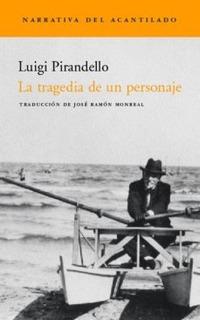 La Tragedia De Un Personaje, Luigi Pirandello, Acantilado