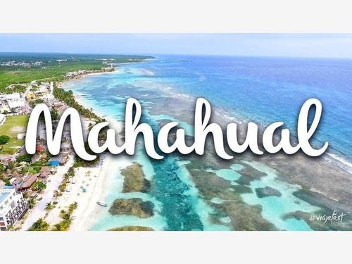 Imagen 1 de 5 de Terreno En Venta Mahahual