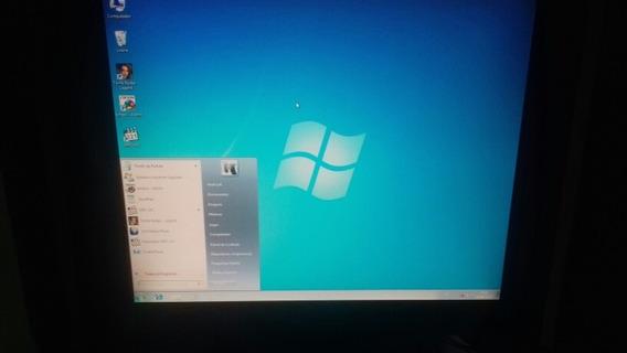 Computador Completo Dois Hd De 80 Gb Cada