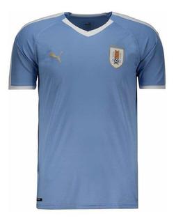 Camisa Uruguai 2019 Puma Original Oficial
