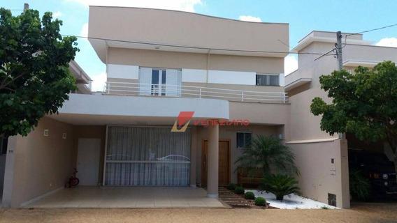 Casa Residencial À Venda, Convívio São Francisco, Piracicaba - Ca0393. - Ca0393
