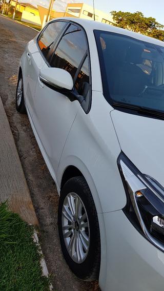 Peugeot 208 1.6 Automático Active Pack 2019 Branco 32mil Km
