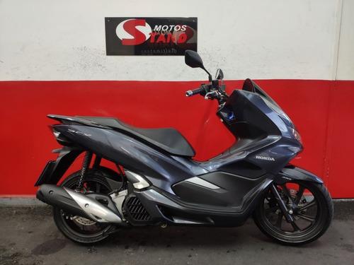 Honda Pcx 150 Abs 2020 Cinza