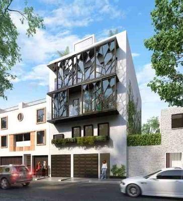 Casas En Condominio En Preventa En Colonia Nápoles