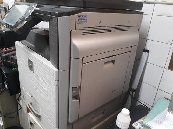 Multifuncional Copiadora Laser Colorida A3 Sharp Mx-3610n
