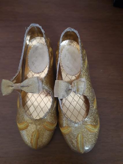 Sapato Da Bela ( Disney)