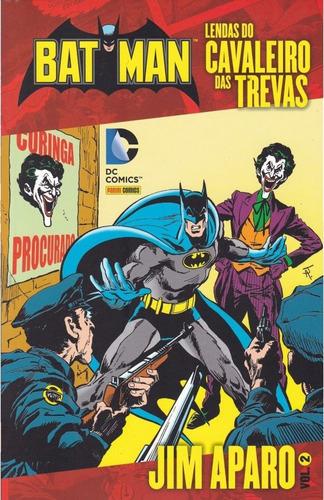 Batman Lendas Do Cavaleiro Das Trevas Jim Aparo 2 Dc Comics