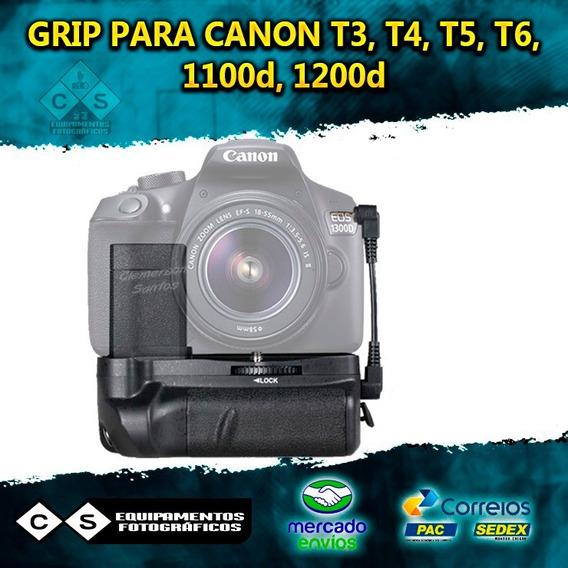 Grip Para Canon T3, T5, T6