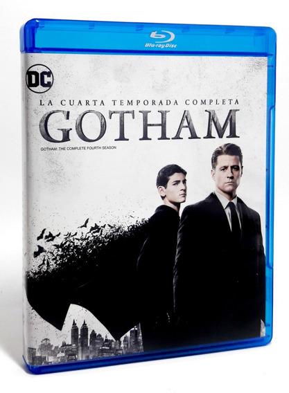 Gotham Cuarta Temporada 4 Cuatro Blu-ray