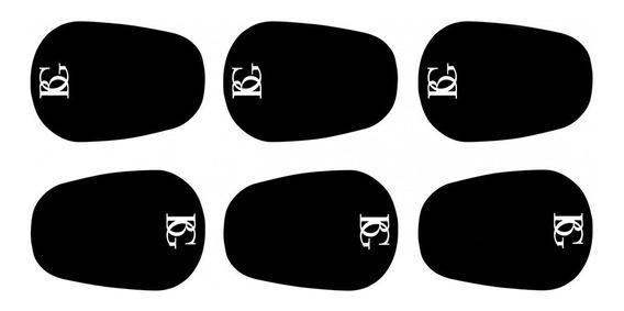 Pack X6 Protectores De Boquilla Para Saxo/clarinete Bg A10l