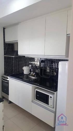 Imagem 1 de 27 de Flat Para Alugar, 47 M² Por R$ 3.100,00/mês - Brooklin Paulista - São Paulo/sp - Fl0003