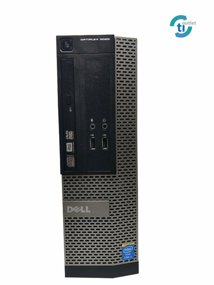 Cpu Dell Slim Optiplex 3020 I3 4gb 500gb